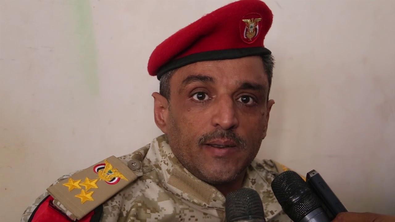 قائد الشرطة العسكرية نحن نمتثل لأوامر قيادة المحور