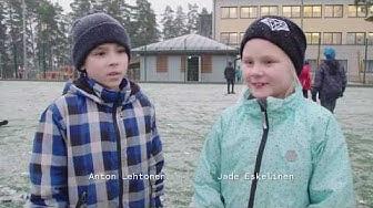 Suomen liikkuvin kunta -kilpailun finalisti: Asikkala