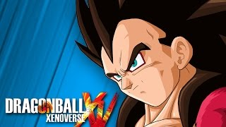 Dragon Ball Xenoverse Gameplay Xbox One – Walkthrough Part 33 - Super Saiyan 4 Vegeta