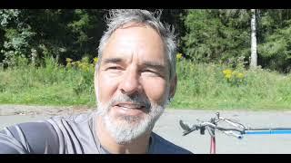 Tag 232 von Mäbendorf an Ratscher See - Lauf um die Welt für das Leben gegen Suizid & Depression