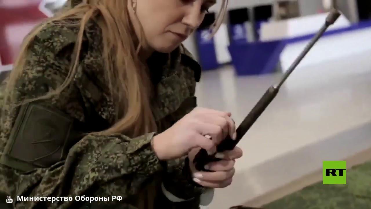 عسكريات روسيات يتنافسن في سرعة تفكيك وتجميع بندقية كلاشنيكوف  - نشر قبل 46 دقيقة