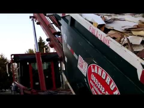 (563) 332-2555 6 Yard Dumpster Rental Davenport, Iowa- Junk Dumpster