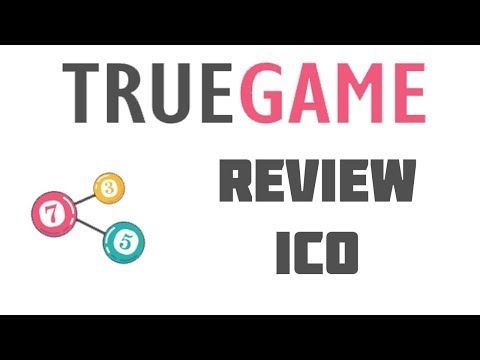 TrueGame Review ICO - Trusted iGaming Platform Based on Smart Contracts