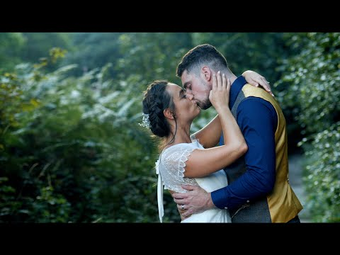The Pumping House wedding - Beth and Jaymie's highlights