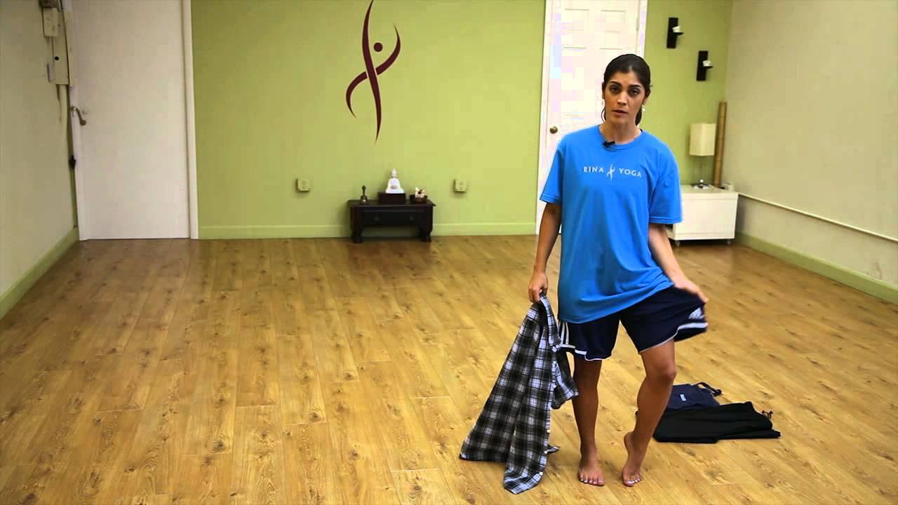 Correct Yoga Class Attire For Men Fashion Supplies