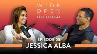 Download lagu Jessica Alba on How to Start Living Your Damn Life | Wide Open with Tony Gonzalez