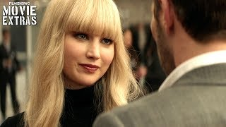 Red Sparrow all release clip compilation & trailers (2018)