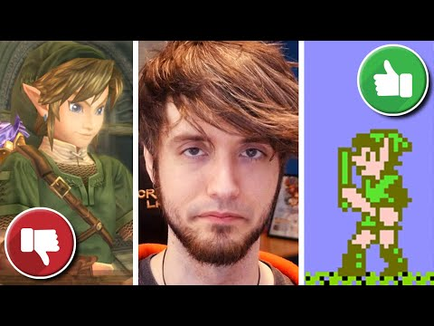 The Worst Ever Top 10 Zelda Games List - PBG
