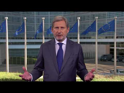 Video message by EU Commissioner Johannes Hahn on Local Democracy Agencies