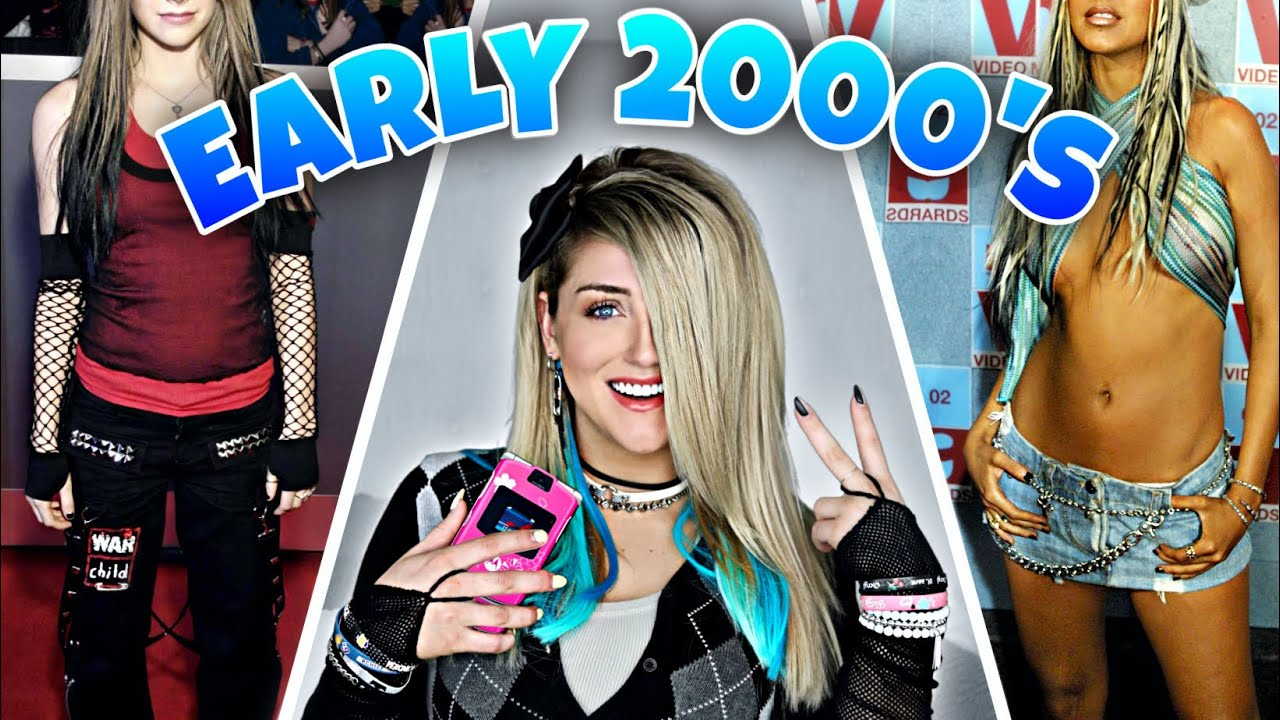 I Bought my Younger Self's DREAM Wardrobe.. again // Y2K Shopping