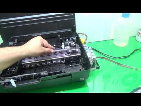 Tutorial Reparo - Barulhos de Engrenagens pulando - HP 3525 4615 4625 5525 e Similares - SULINK