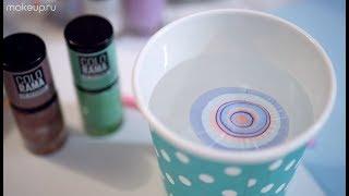 Как сделать водный маникюр в домашних условиях?