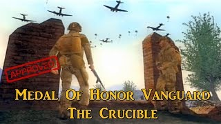 THE FINAL MISSION! - The Crucible - Medal Of Honor: Vanguard - Playstation 2 - Lets Play