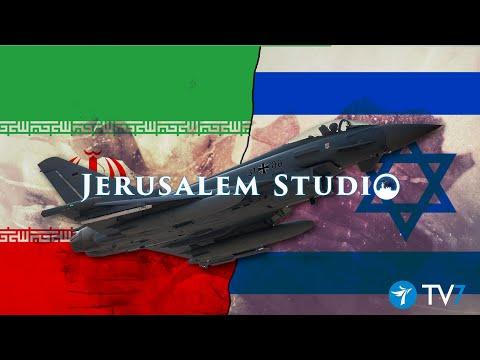 Israel Vs Iran; Tensions On The Rise – Jerusalem Studio 586