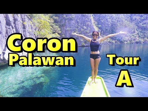 Review Island Hopping Tour A CORON Palawan Philippines