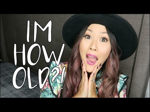 I'M HOW OLD?! | AGING GRACEFULLY
