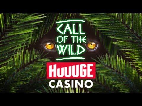 Huuuge Casino - Call of the Wild