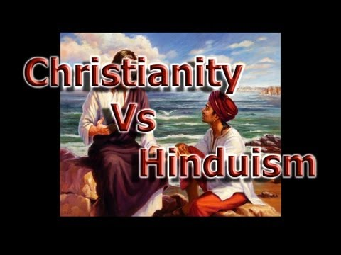 Christianity Vs Hinduism