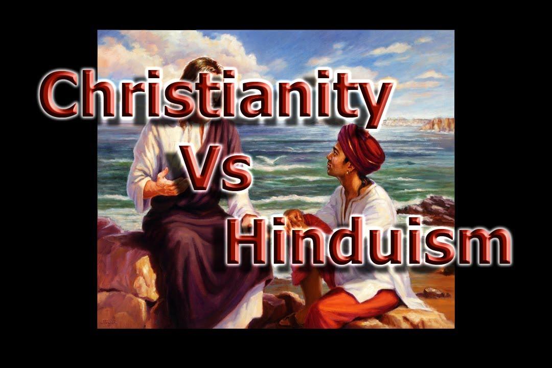 Christianity Vs Hinduism - YouTube