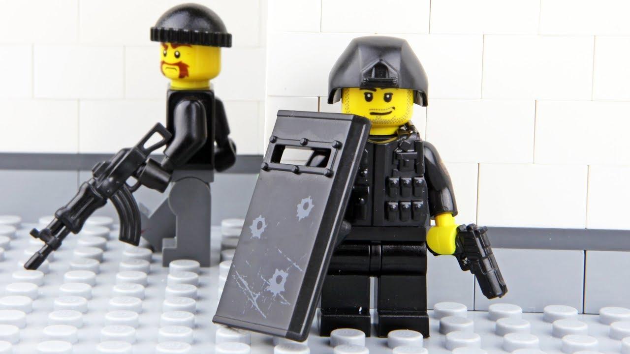 Lego Swat Youtube