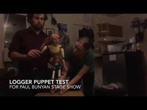 Paul Bunyan Logger Test