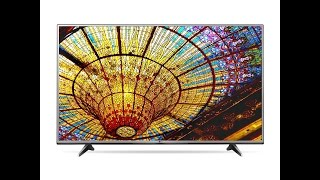 LG Electronics 60UH6150 60-Inch 4K Ultra HD Smart LED TV (2016 Model) Review
