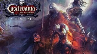 Castlevania Lords of Shadow Mirror of Fate Игрофильм