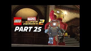 LEGO Marvel Super Heroes 2 Gameplay Walkthrough Part 25 - Tony Stark