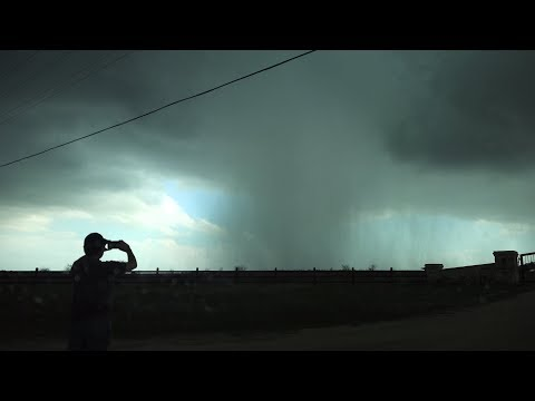 Tornado Warned Supercell Tracks from Meridian, Texas to Lake Whitney