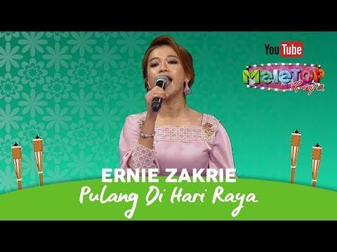 Ernie Zakri cover Pulang di Hari Raya Noorkumalasari   Persembahan Live MeleTOP Raya