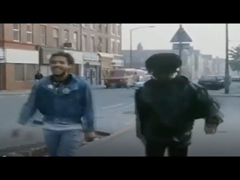 Voices From The Ghetto - Toxteth - Liverpool : Panorama 1985
