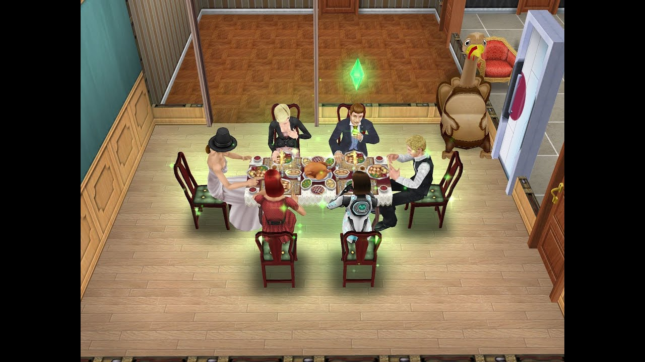 thanksgiving tutorial sims freeplay holiday update youtube