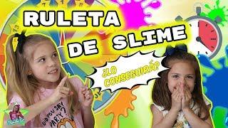 RULETA DE SLIME | Qué Slime me tocará hacer? SLIME ROULETTE