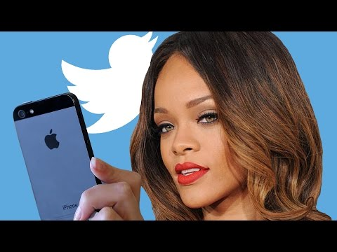 """Rihanna """"Accidentally"""" Tweets About The Middle East 