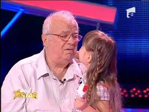 Next Star - Ema Ioana Carp Petrache, micuta actrita cu nume lung si talent mare [23 MAI 2013]