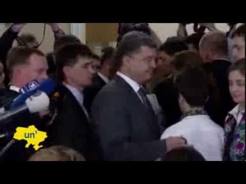 Petro Poroshenko Wins Presidency: Exit polls show landslide victory for Ukraine's 'chocolate king'