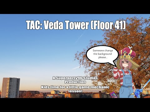 The Alchemist Code GL: Veda Tower Floor 41 + Extra Clip