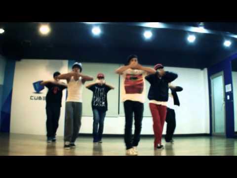 BEAST - '숨' (Choreography Practice Video)