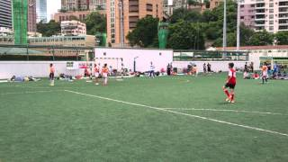 lolofootball2014之聖貞德中學五人足球盃四強培