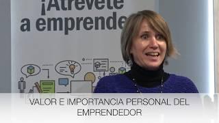 Valor e importancia personal del emprendedor #ExperienciaEIE con Idreal Coaching