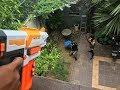 Nerf War: Nerf gun