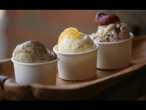 Redlands A La Minute Ice Cream Shop's Unique Recipe  Youtube