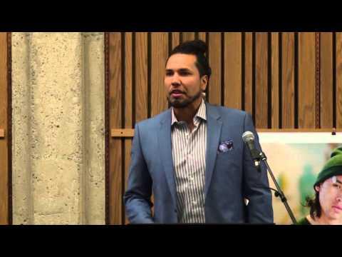 Coming Together Speaker Series: Gyasi Ross
