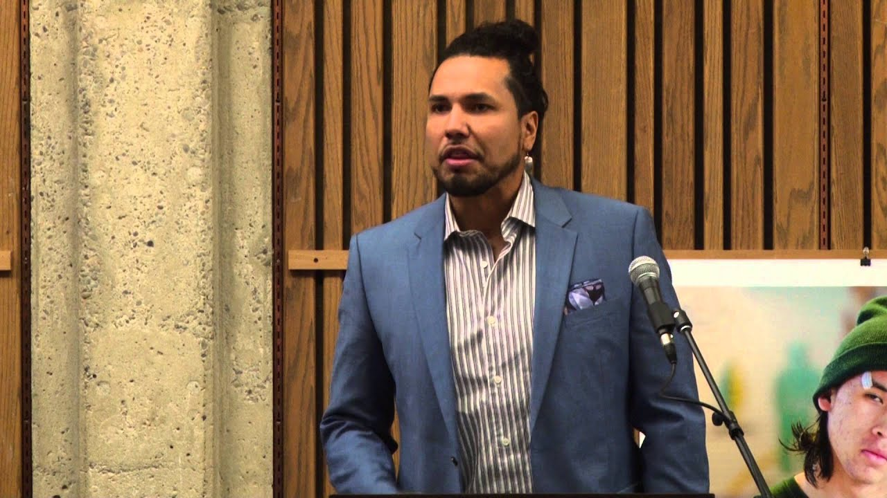 Coming Together Speaker Series: Gyasi Ross - YouTube