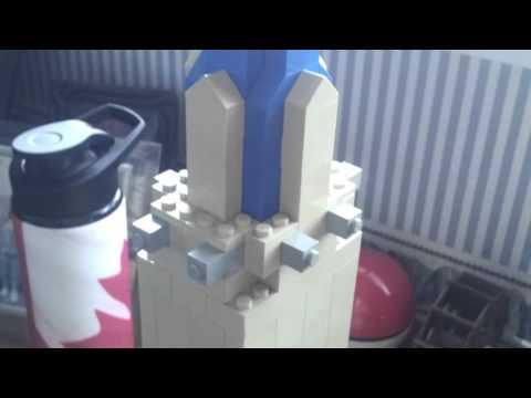 LEGO Chrysler Building