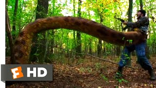 Anacondas: Trail of Blood (2009) - Life Is Hard, Huh? Scene (5/10) | Movieclips