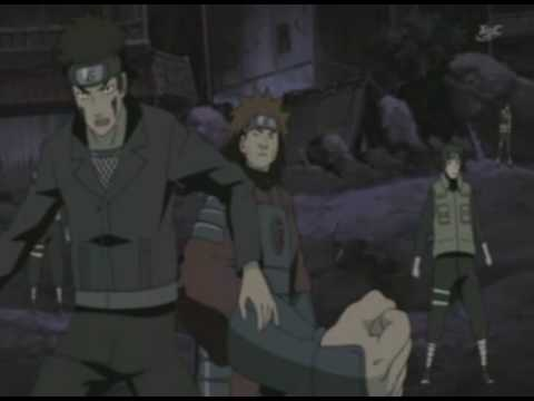 Naruto Zombies Sora Transformation Let The Bodies Hit