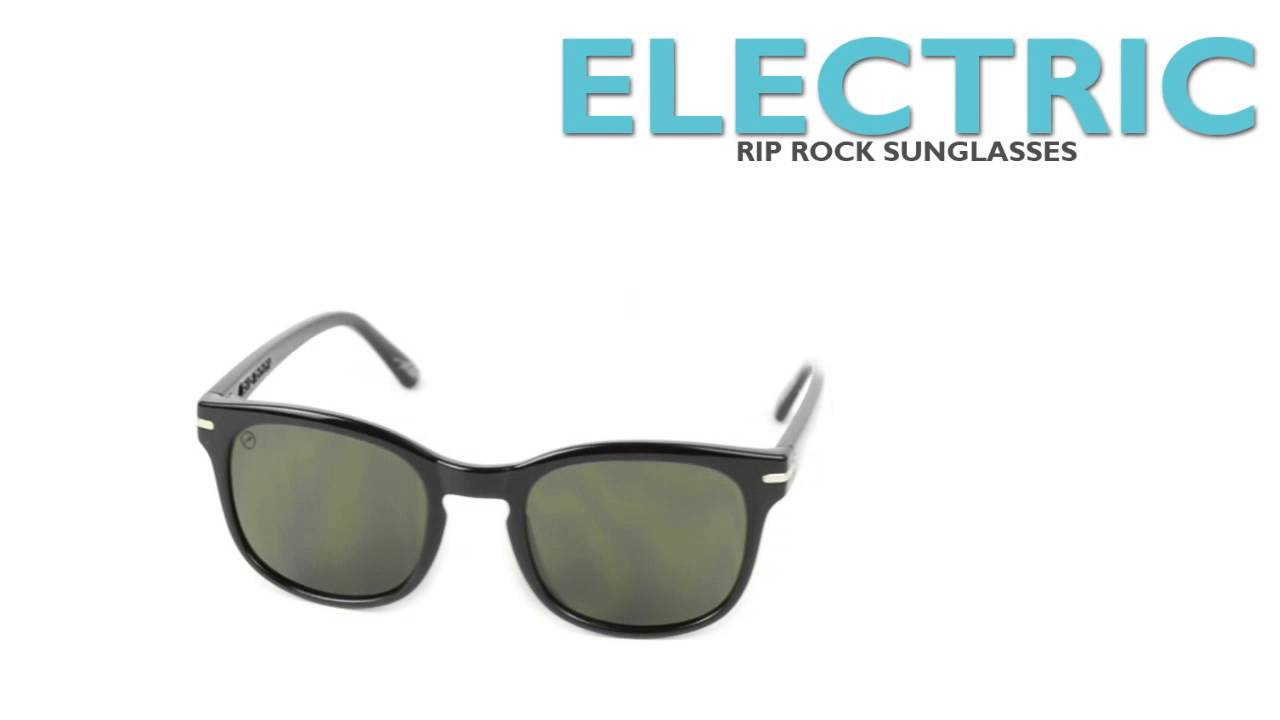 970f3a92f29 Electric Rip Rock Sunglasses - Polarized - YouTube