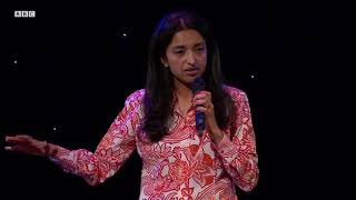 Sindhu Vee Live on BBC Asian Network's Big Comedy Night