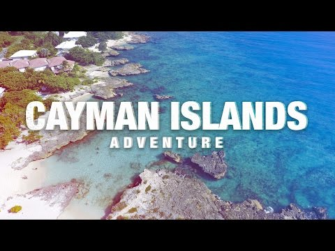 Cayman Islands | Caribbean 4K Drone Adventure